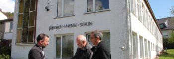 Alte Schule wird Dorfgemeinschaftshaus